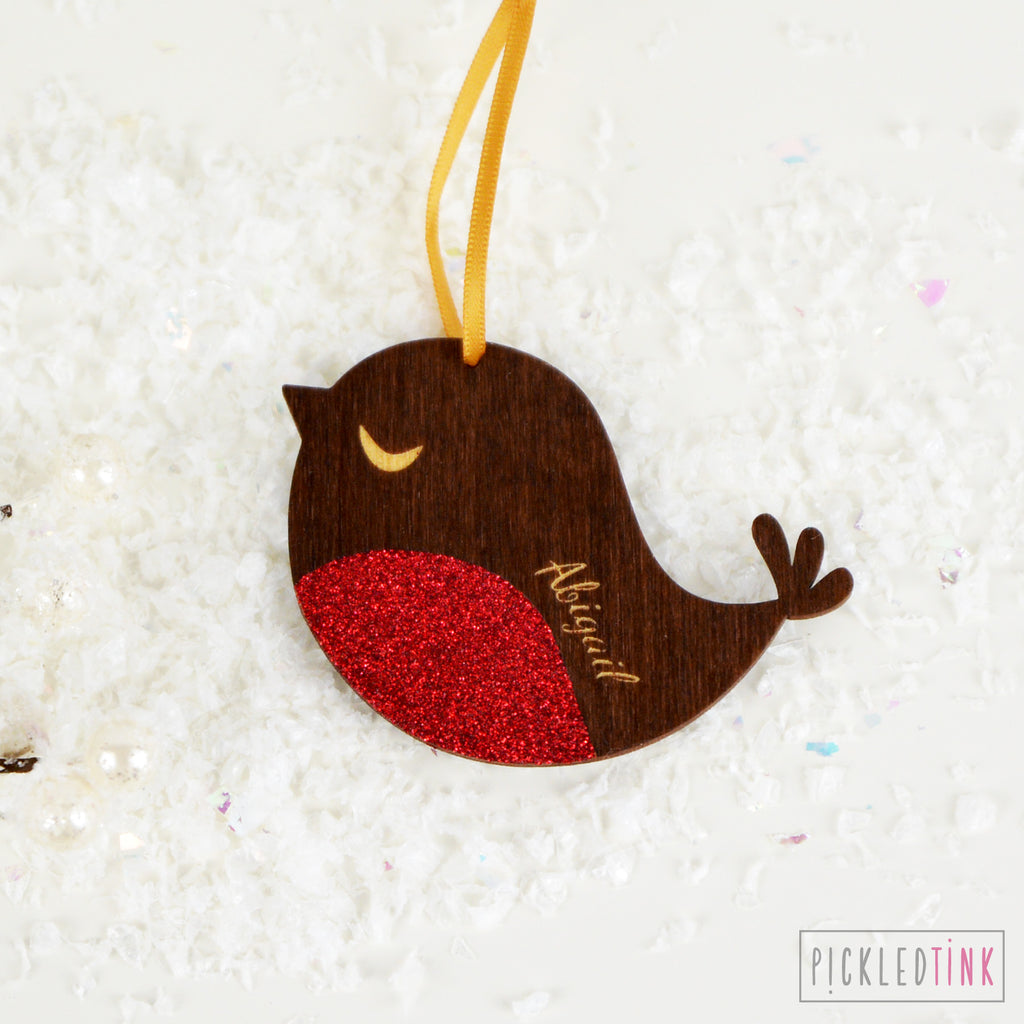 Robin Decoration