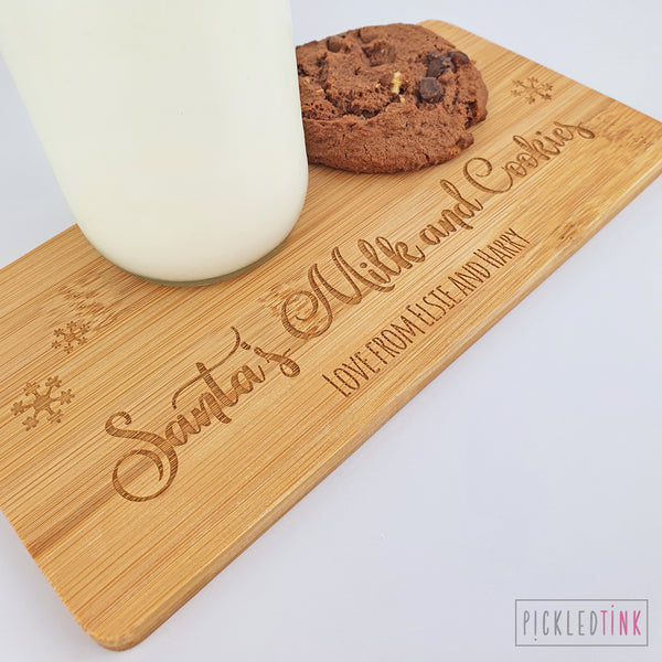 Santa's Treats Coaster