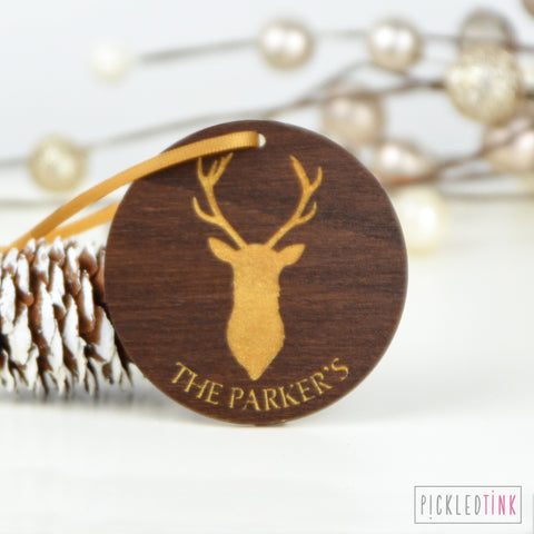 Stag Head Decoration