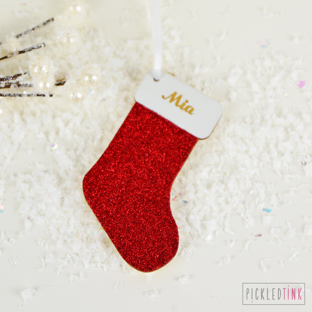 Stocking Decoration