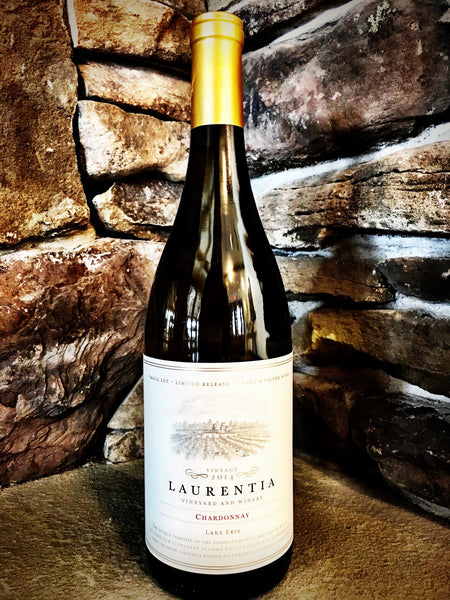 2014 Lake Erie Chardonnay