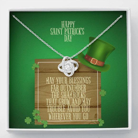 Happy Saint Patric's Day - An Irish Blessing