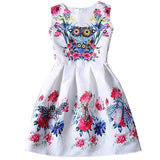 Girls Summer Dress Size 6 7 8 9 10 11 12