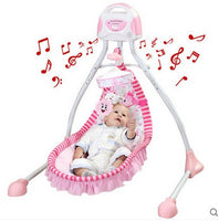 Baby electric automatic baby swing