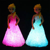 Doll led nightlight