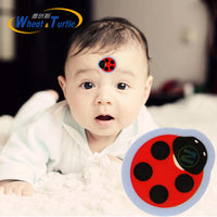 NEW 1 PCS Baby Cartoon Forehead LCD Thermometer