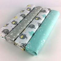 4 pcs bed sheet 102*76cm