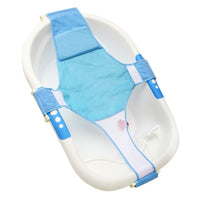 0-1Y Baby Pink/Blue Adjustable Bath Seat