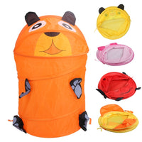 9 Style Cute Cartoon Animal Storage Bucket