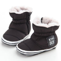 Antiskid Baby Ankle Snow Boots
