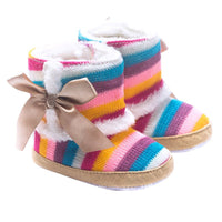 Toddler Winter Warm Wool Boots