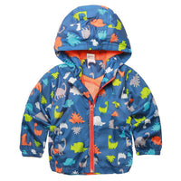 Cute Dinosaur Jacket 4 STYLES