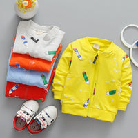 Cartoon Pencil Jacket