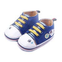 Baby Boys Girls Canvas Toddler Shoes