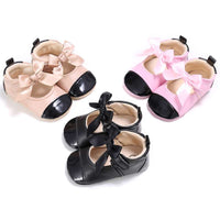 Baby Shoes PU Leather 0-18M