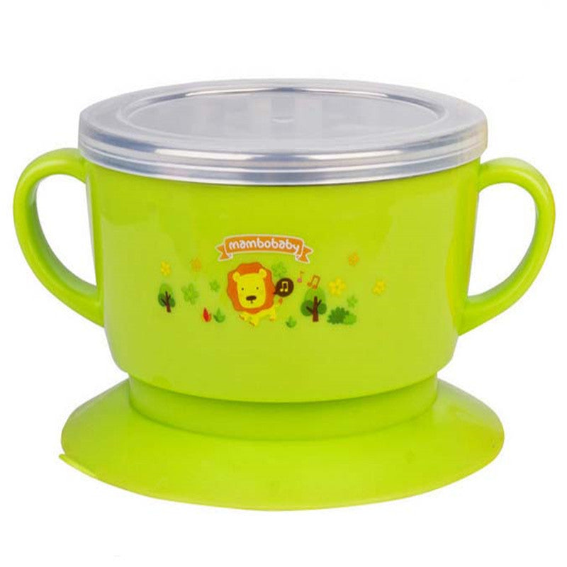 Portable Unbreakable Baby Dishes 220 ml