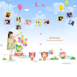 Balloons Photos Frames  Decoration