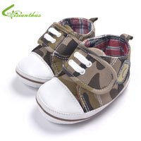 Baby Boy Camouflage Shoes