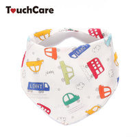 Cartoon 6 Colorful Styles Baby Bibs