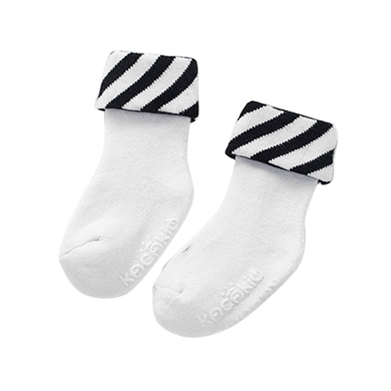 Stripe Baby Socks