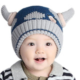 1-4 yrs Knitted Spire Soft Hat