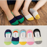 0 to 4y anti-slip socks cotton