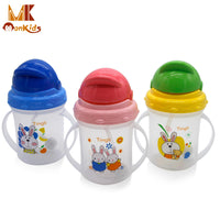 Baby Cute Sippy Cup With Handles