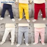 NEW MAY 22 Baby Warm Trousers Candy Color 0-2 year