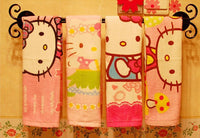 3pcs Hello Kitty Hand Towel