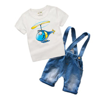 2 piece Set Cotton Baby Boys Sets