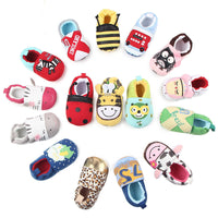 95 Pattens Lovely Cotton Baby Shoes 0-12 Months