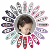 10pairs Baby Girl Hairclips