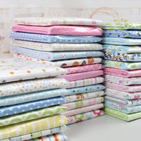2 pcs 76x76 cm baby flat sheet 100% knitted Cotton