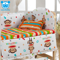 5PCS Set Newborn Baby Bedding Set 10 Patterns