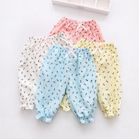 0 - 3 years baby nine points bloomers