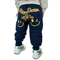 Hip Hop Harem Pants 1-5Y