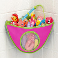 Baby Bathroom Mesh Bath Toy Storage Bag