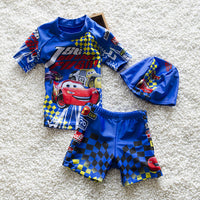 Boys Summer cartoon swimwear
