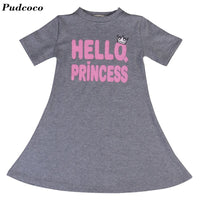 1-5Y HELLO PRINCESS Dress
