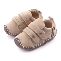Baby Boy Soft Soled First Walkers