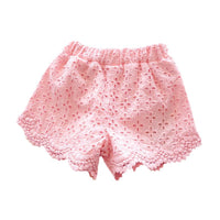 Summer Shorts For Girls Lace