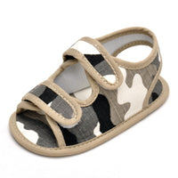Baby Camouflage Summer Sandal