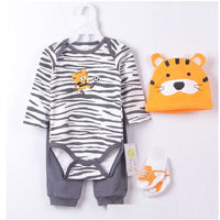 NEW Baby 4-pieces & 5 PIECE Set  YOU CHOOSE 12 STYLES