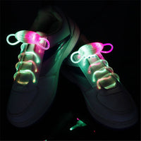 Cute Multi-Color LED Glow Shoelaces
