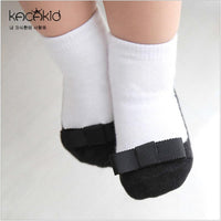 sweet girls cute bowknot socks