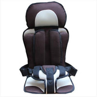 Portable Thick Baby Children's Car Seat For 6 Months to 5 Years Old 8 Colors