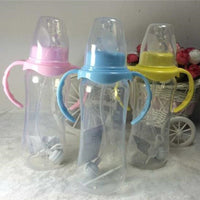 240ml Standard Mouth Baby Infant  Feeding Bottle