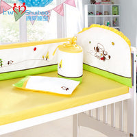 4-5-6pcs baby bedding set