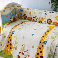 Infant Baby Crib Bedding Set 120*60cm