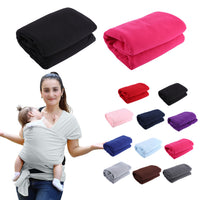 11 Colors Baby Carrier Soft Infant Wrap Breathable